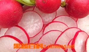 果蔬百科红萝卜